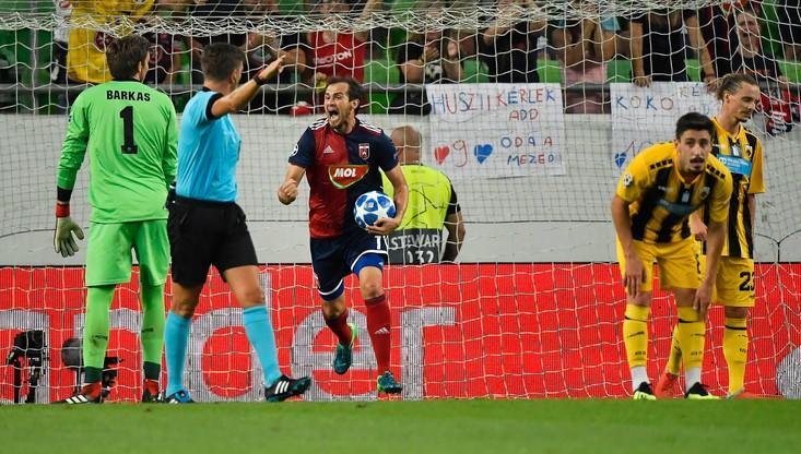 Liga Mistrzów. AEK Ateny - Mol Vidi FC: Transmisja w Polsacie Sport Premium 3 PPV