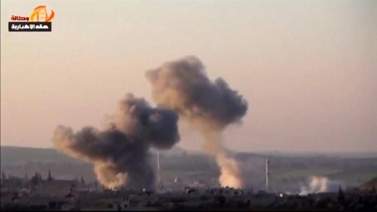 Do 86 wzrosła liczba ofiar ataku chemicznego w Syrii