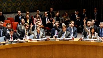 Rada Bezpieczeństwa ONZ potępiła Rosję za atak w Cieśninie Kerczeńskiej