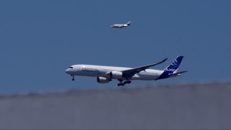 Części do samolotu Airbus A350 będą produkowane w Łodzi