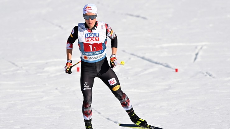 MŚ Oberstdorf 2021: Triumf Johannesa Lampartera w kombinacji norweskiej