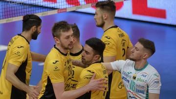PlusLiga: PGE Skra Bełchatów - GKS Katowice. Transmisja w Polsacie Sport