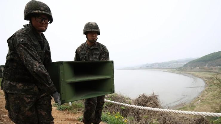 Wielkie zmiany na koreańskiej granicy. Reżim demontuje propagandowe głośniki