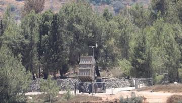 Izraelska armia potwierdza nalot na Strefę Gazy