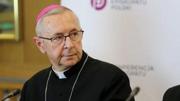 Arcybiskup o aborcji: groźniejsza niż pandemia