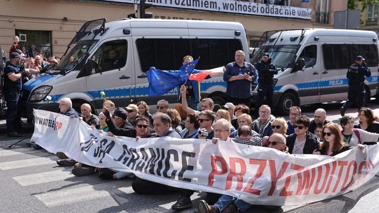 Trzy osoby zatrzymane po Marszu Suwerenności w Warszawie