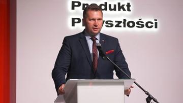 """""""Prowokacja"""". Minister żąda wyjaśnień od rektora UJ"""