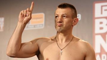 Polsat Boxing Night: Adamek - Haumono. Karta walk