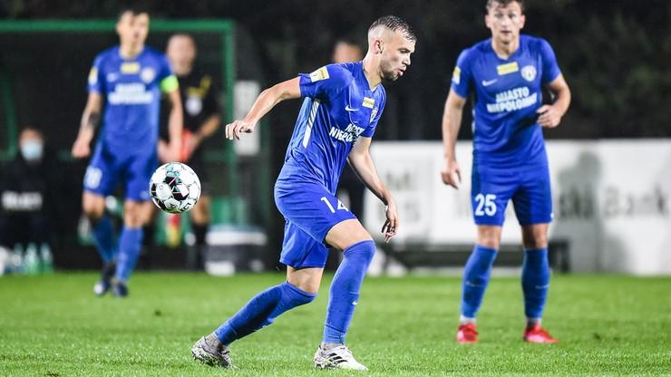 Fortuna 1 Liga: GKS Tychy - Puszcza Niepołomice. Transmisja w Polsacie Sport