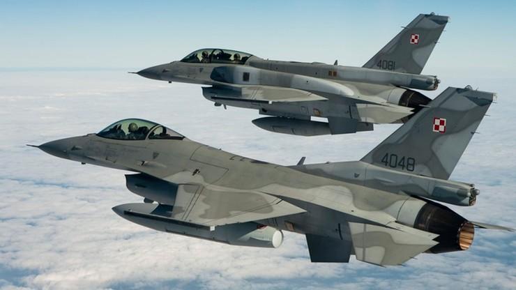Polskie F-16 nad Izraelem. Ćwiczą bombardowanie i walkę z obroną przeciwlotniczą