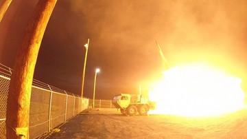 USA: pomyślna próba sytemu obrony przeciwrakietowej THAAD