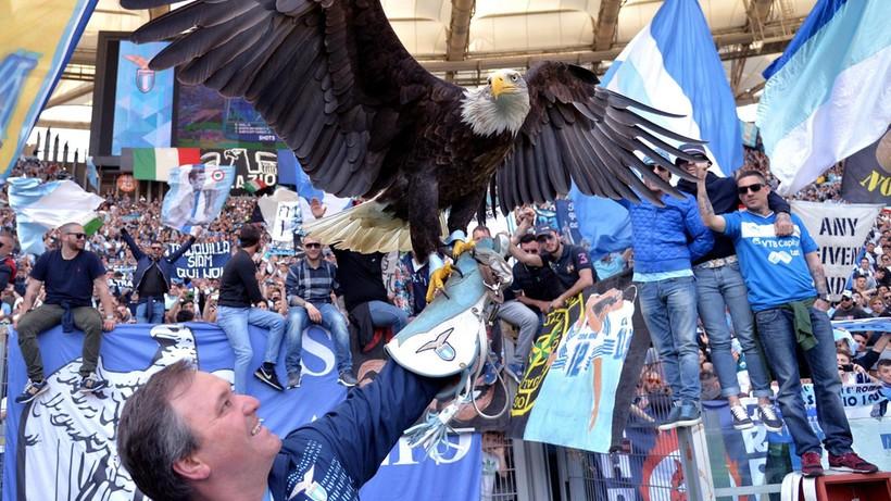 Serie A: Sokolnik Lazio zawieszony za wychwalanie idei faszystowskich