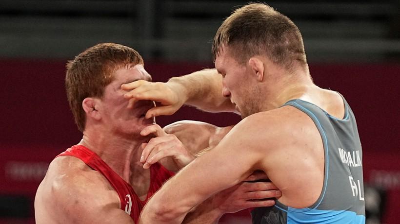 Tokio 2020. Tadeusz Michalik: Nie dałem rady, Rosjanin miał więcej siły