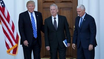Trump spotyka się z kandydatami do swej administracji