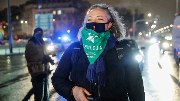 Strajk Kobiet po protestach przed TK: spotykamy się z szeregiem utrudnień ze strony policji