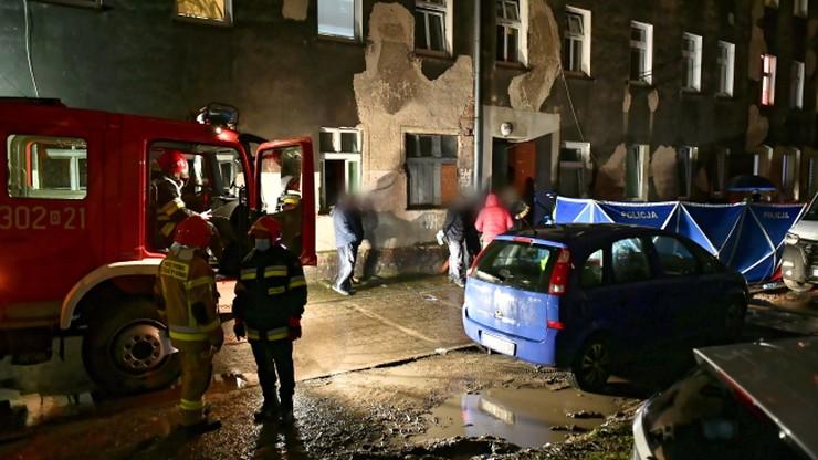 Pożar w kamienicy we Wrocławiu. Nie żyją cztery osoby