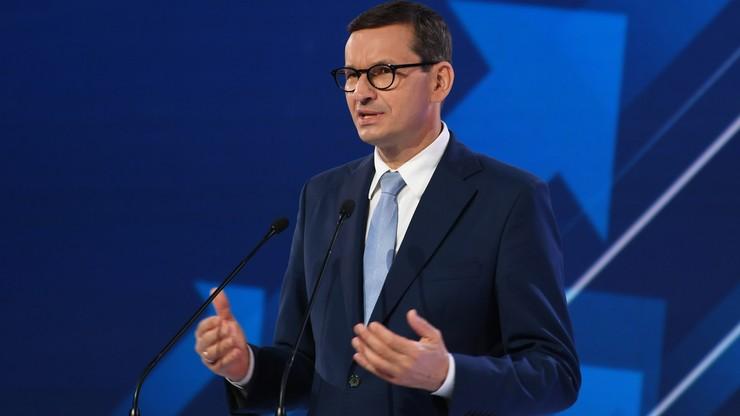 Gdynia. IV Forum Wizja Rozwoju. Duda: Polska będzie broniła swoich interesów