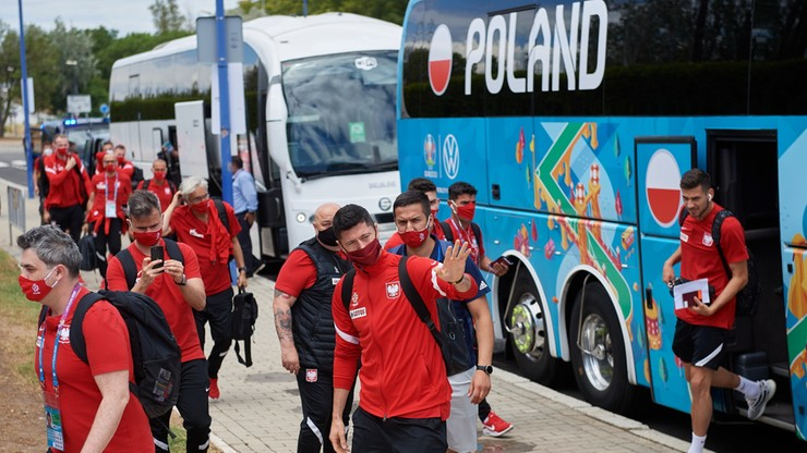 Hiszpania - Polska: Polscy piłkarze dotarli do Sewilli. Wieczorem trening