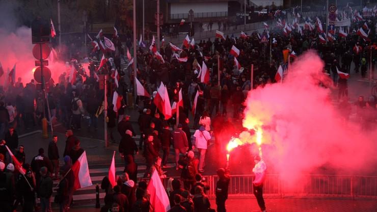 """""""Ordo Iuris"""" składa skargę na dziennikarza, który na Marszu Niepodległości udawał czarnoskórego"""