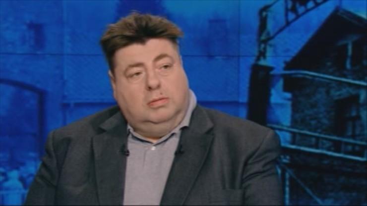 "Piotr Semka o walce z COVID-19. ""Albo się pan obudzi, albo nie"""
