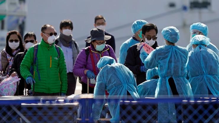 """""""Kończy się szansa na powstrzymanie rozszerzenia się epidemii koronawirusa"""". WHO ostrzega"""