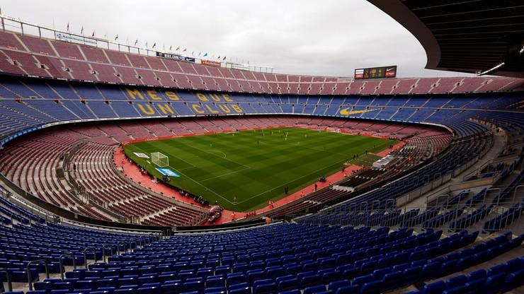 Barcelona rozważa zmianę nazwy stadionu Camp Nou