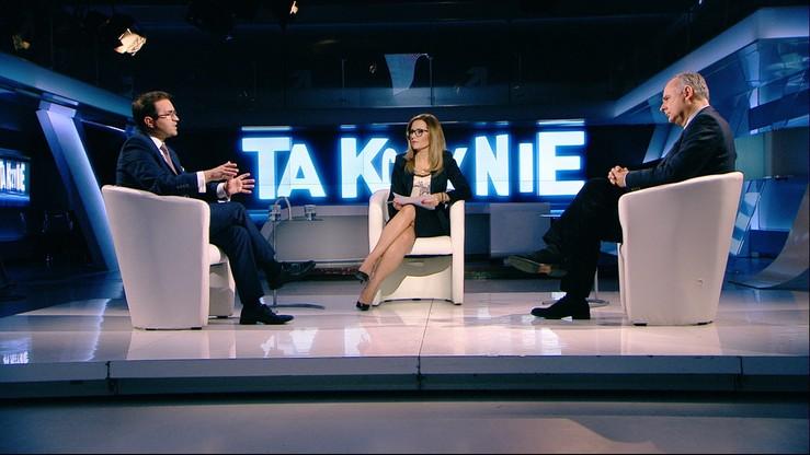 """""""Prezes PiS pozakonstytucyjnie zarządza krajem"""" - Zalewski w programie """"Tak czy Nie"""""""