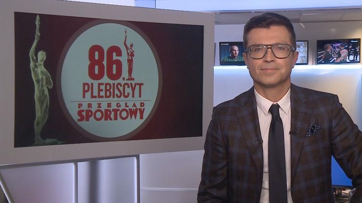 Bożydar Iwanow wytypował piątkę w 86. Plebiscycie Przeglądu Sportowego i Polsatu