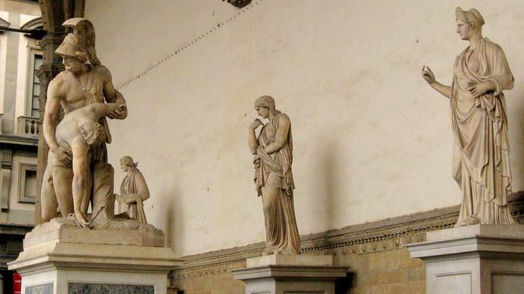 9-latek porysował zabytkową rzeźbę. Sprawę bada prokuratura