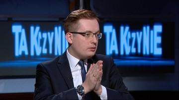 """""""Mój asystent nie brał udziału w tych wydarzeniach"""". Winnicki broni członka """"Dumy i Nowoczesności"""""""