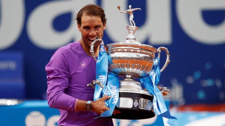 ATP w Barcelonie: 12. tytuł Rafaela Nadala