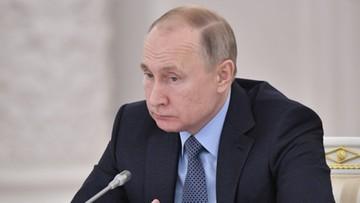 Władimir Putin złożył noworoczne życzenia. Andrzej Duda pominięty