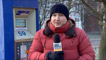 Zmroziło parkomaty w Gdańsku. Nie działają, ale zapłacić za parkowanie trzeba