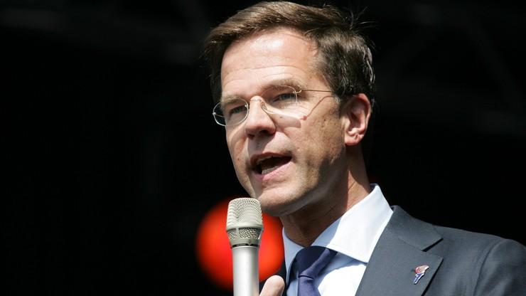 Holandia. Zatrzymano osobę pod zarzutem przygotowywania zamachu na premiera. To radny Hagi