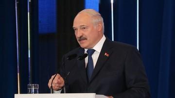 Aleksandr Łukaszenka: Nie będą mnie sądzić potomkowie faszyzmu