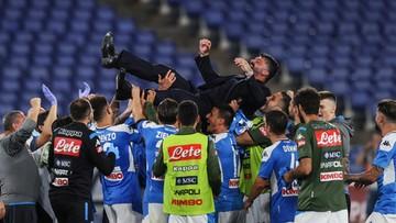 """Gattuso doceniony w Napoli. """"Rino"""" dostanie nowy kontrakt"""
