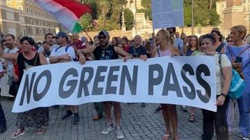Surowe prawo we Włoszech. Przepustka sanitarna konieczna do pracy