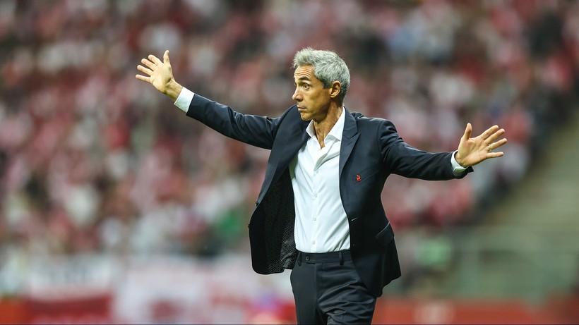 """Kłótnia Bońka z Hajtą w Cafe Futbol! Poszło o Sousę. """"Gadasz głupoty! Twoje zdanie nie jest żadną wiedzą"""""""