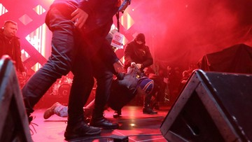 Adamowicz ugodzony nożem podczas finału WOŚP. Udało się przywrócić akcję serca. Napastnik zatrzymany