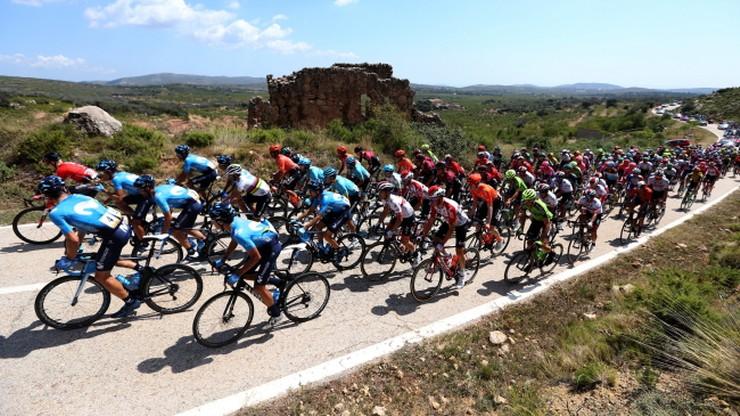Vuelta a Espana: Madrazo wygrał piąty etap, awans Majki w klasyfikacji generalnej