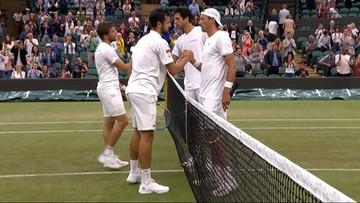 Niesamowita walka nie wystarczyła! Kubot nie zagra w półfinale Wimbledonu
