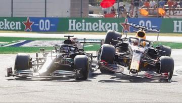 GP Włoch: Kubica przedostatni, kolizja Hamiltona i Verstappena!