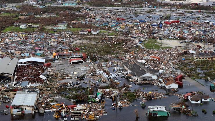 Do 30 wzrósł bilans ofiar śmiertelnych huraganu Dorian
