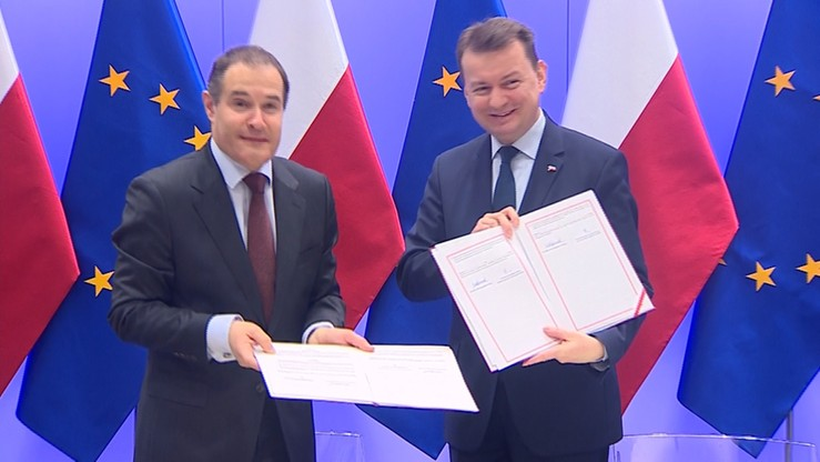 Siedziba Fronteksu w Warszawie. Rząd przekaże działkę