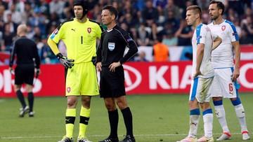 Anglik będzie arbitrem w meczu Szwajcaria-Polska