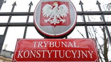 PiS: sprawa przecieku orzeczenia Trybunału Konstytucyjnego kompromituje Trybunał