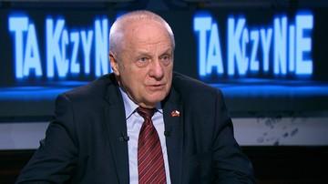 """""""IPN jest hańbą naszych rządów"""" - Stefan Niesiołowski w """"Tak czy Nie"""""""
