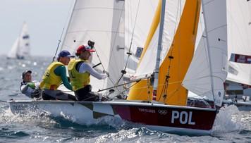 Tokio 2020: Piąty olimpijski medal polskiego żeglarstwa