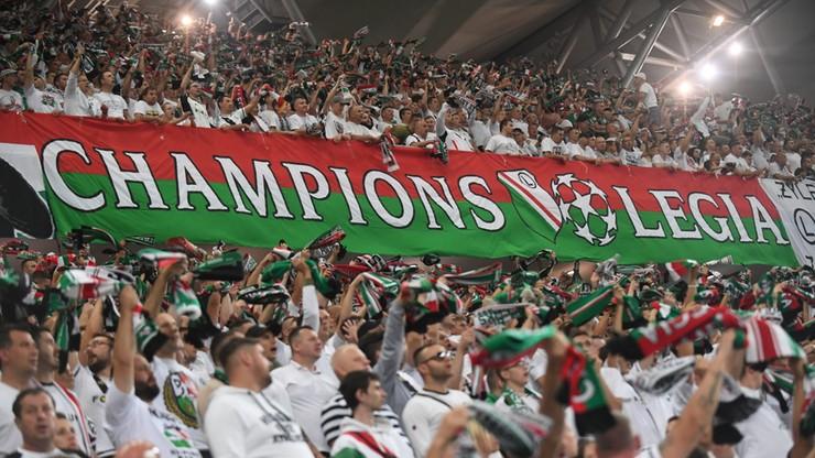 Liga Mistrzów. UEFA: Decyzja w sprawie kar dla Legii 28 września