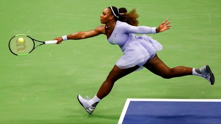 US Open: Siostry Williams zagrają ze sobą w 3. rundzie, porażka Muguruzy